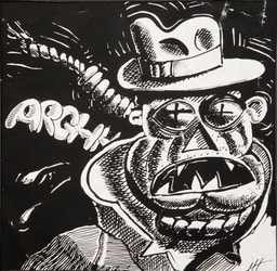 ARGHH.7.25X7.125 india ink.initialed